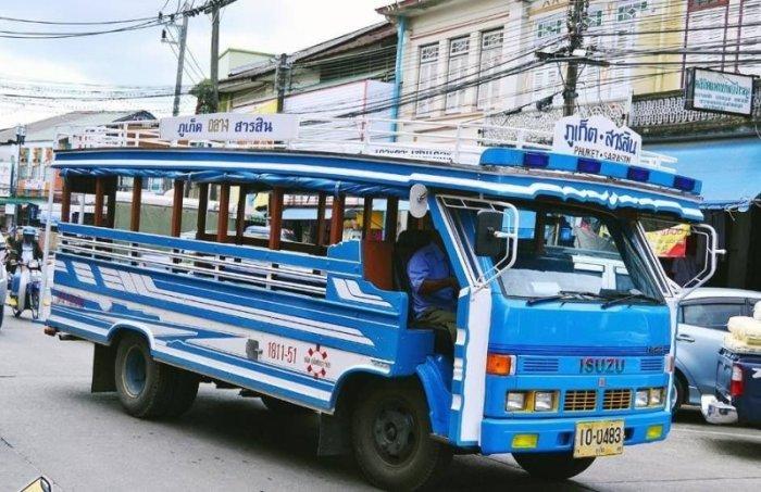 phukets kult busse erhalten gps technik thailand. Black Bedroom Furniture Sets. Home Design Ideas