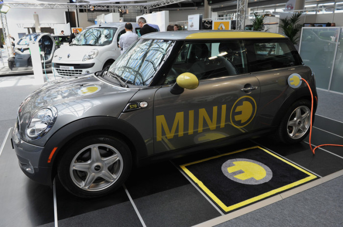 E-Mini. Foto: epa/Bruno Bebert