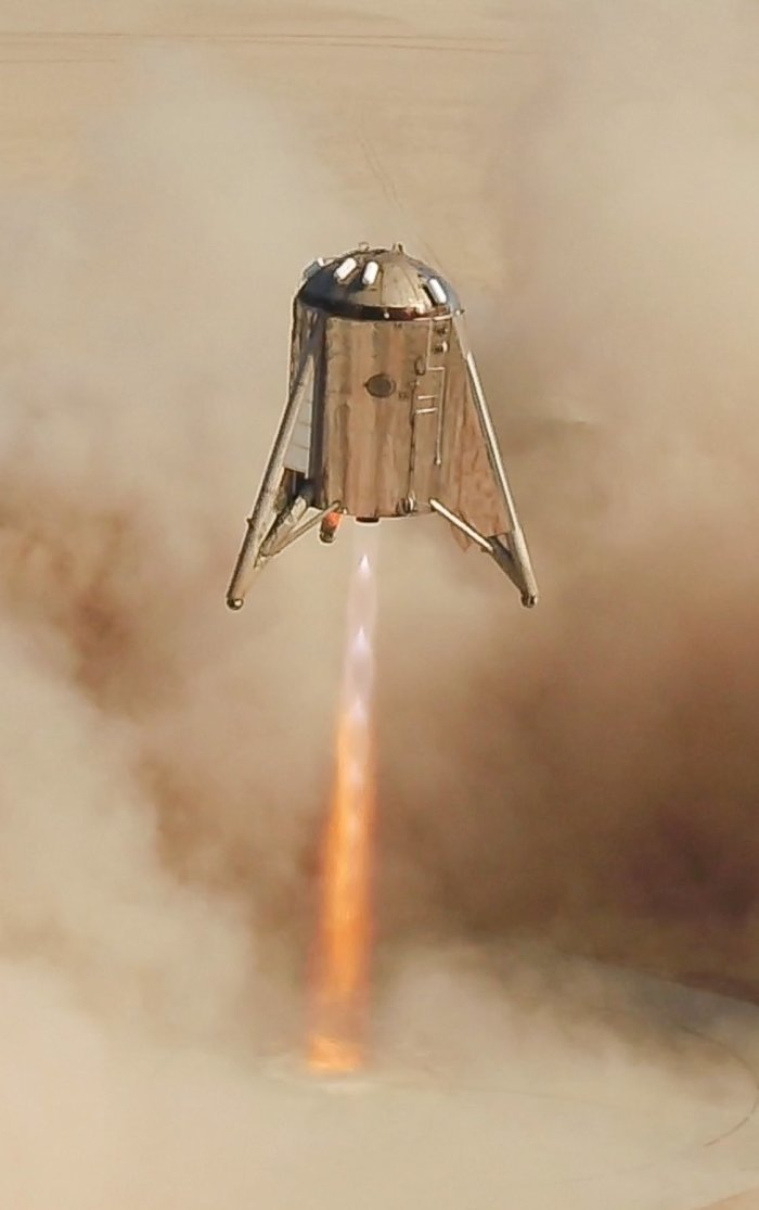 Mars Rakete