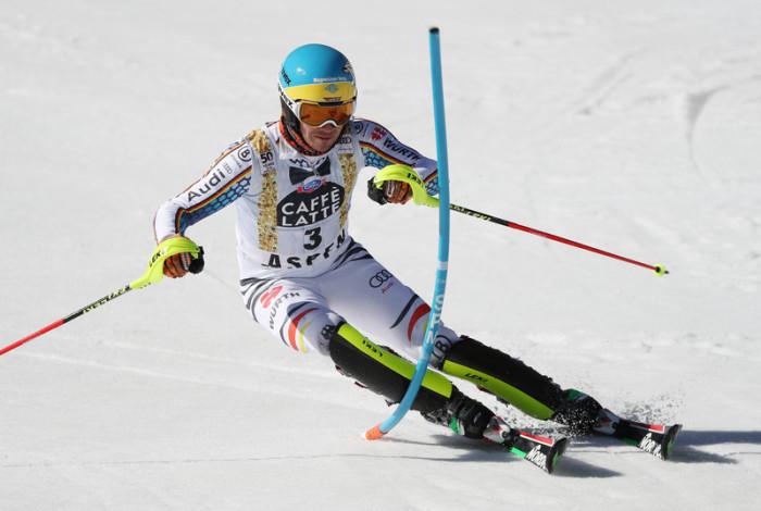 Deutsche Skifahrer