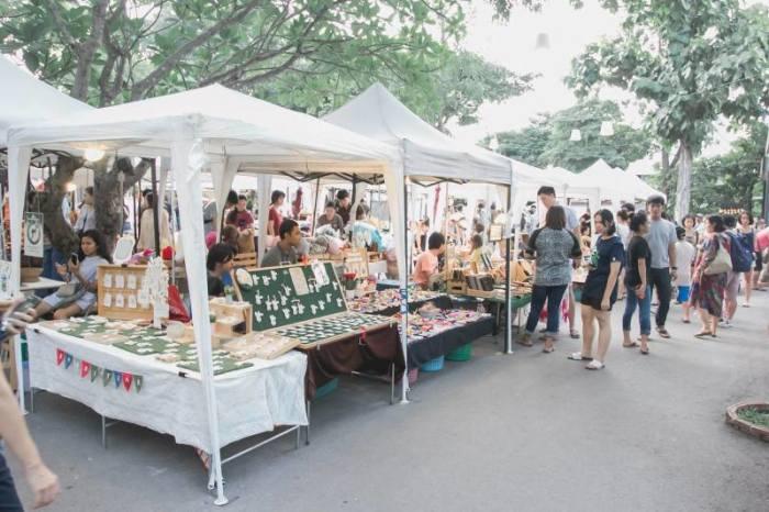 Cicada Market Beliebteste Attraktion  Thailand
