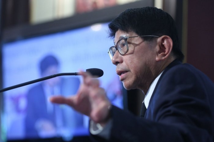 Vizepremierminister Wissanu Krea-ngam. Foto: The Nation