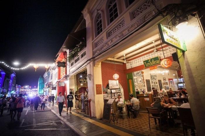 Esskultur für die Geschmacksknospen, Thailand