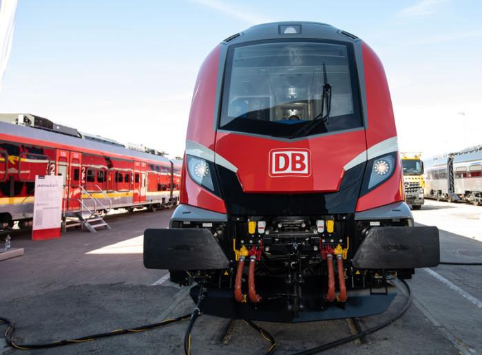Evg Deutsche Bahn