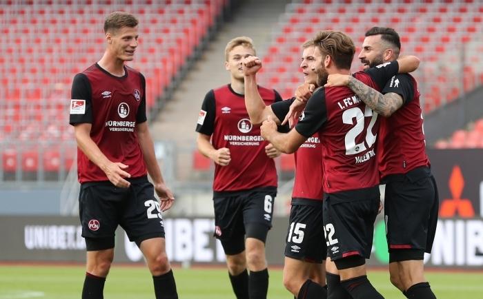 Relegation Nürnberg 2021