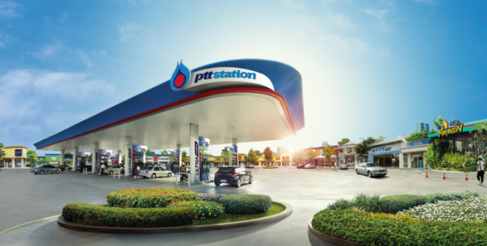 Foto: 	PTT Oil and Retail Public Company Limited