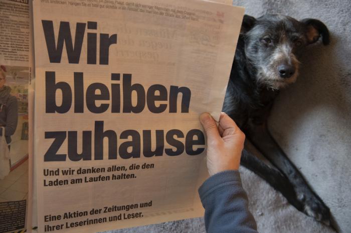 Kommt Eine Ausgangssperre In Deutschland