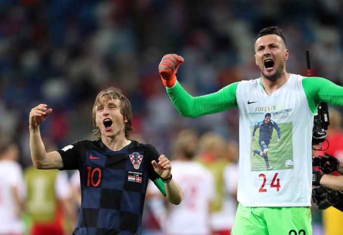 Falsche Getränke auf dem Feld: 70.000 Franken Strafe für Kroatien ...
