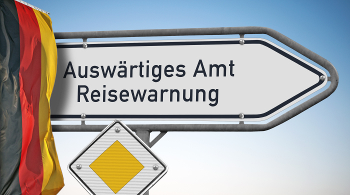 Reisewarnung Verlängert Länder