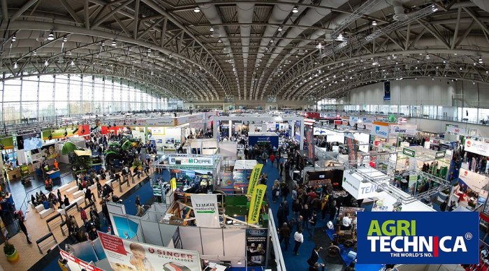 Foto: Twitter/@agritechnica