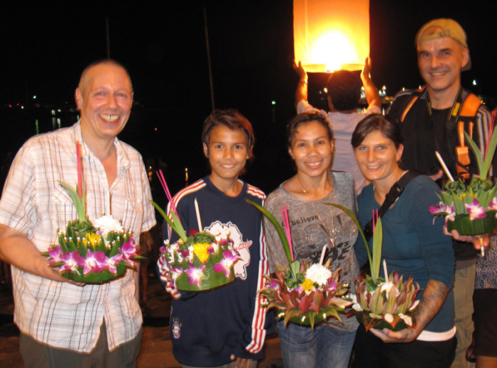 Loy Krathong Fest am 22. November, Thailand - photo#22