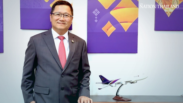 THAI-Präsident Chansin Treenuchagron. Foto: The Nation
