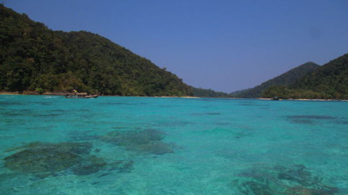 Koh Surin Nationalpark in der Provinz Phang Nga, 100 Kilometer nördlich der Similan-Inseln. Foto: The Thaiger