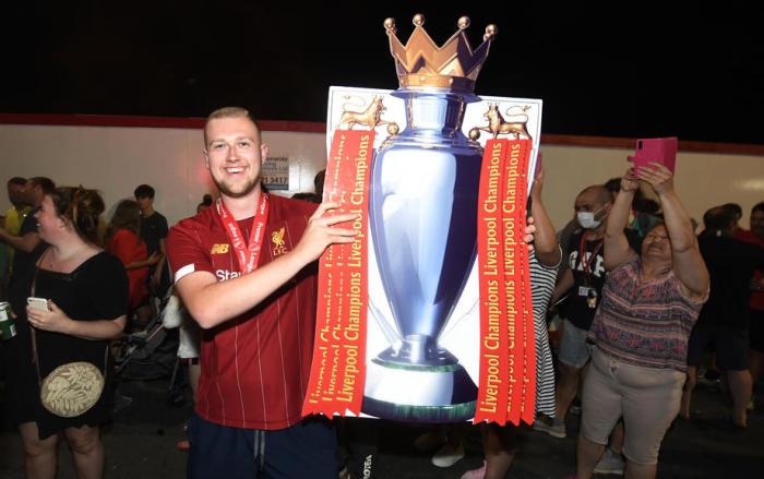 Fc Liverpool Internationale Presse Feiert Klopp Meisterfeier
