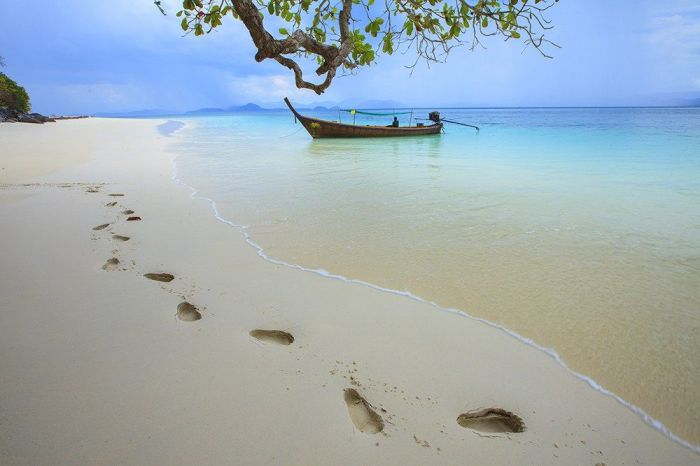 Strand auf Koh Khang Khao in der Provinz Ranong. Foto: The Nation