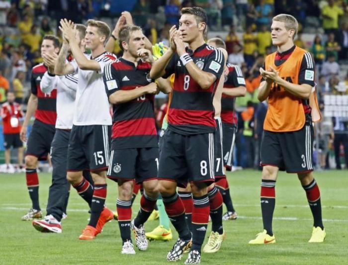 Deutschland Im Wm-Finale