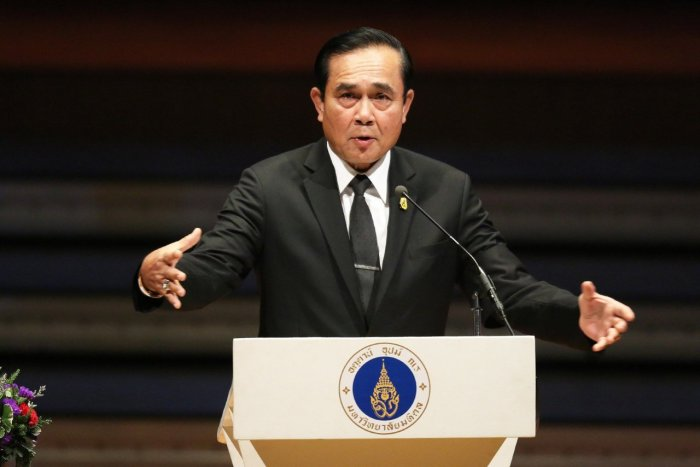 Premierminister Prayut Chan-o-cha. Foto: The Nation