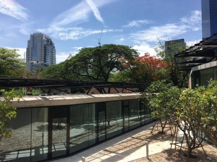 Österreichische Botschaft umgezogen, Thailand