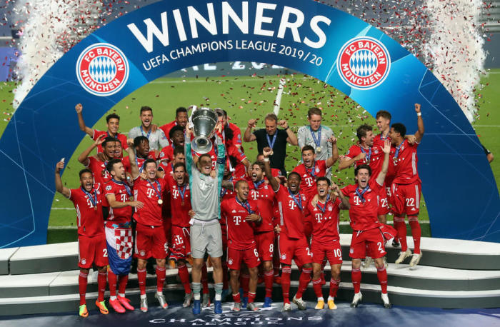 Bayern Tripple