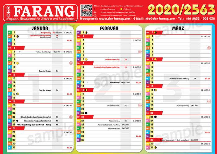kalender 2020 österreich