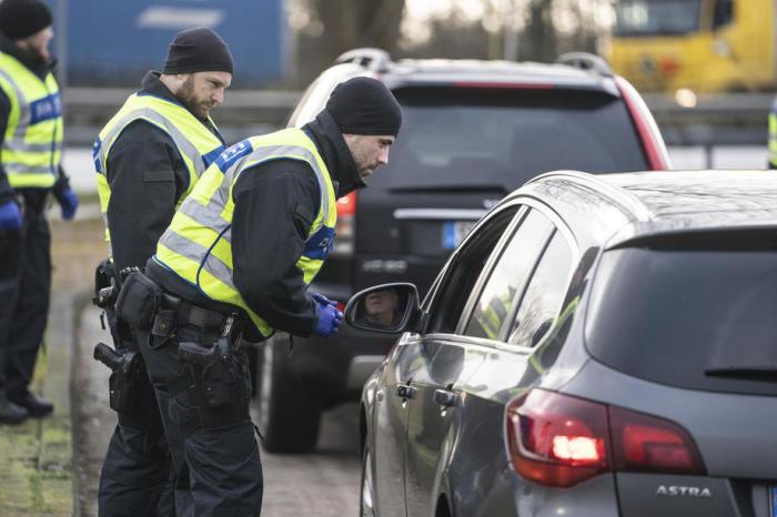 Grenzöffnung Schweden