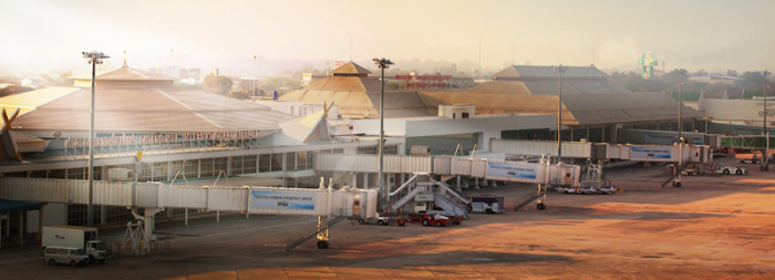 Chiang Mai International Airport. Foto: Airports of Thailand