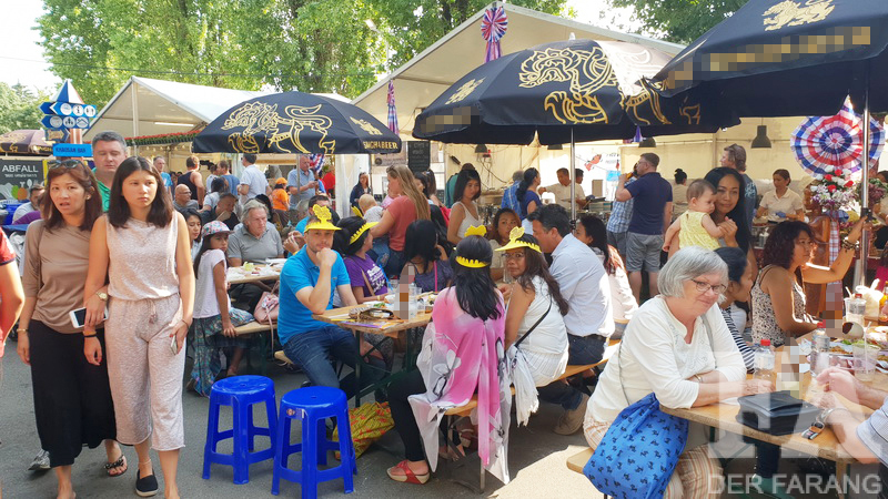 Thai Food Festival The Strand