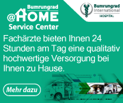 Home Service Center, Bumrungrad Hospital, Tel.: 02-066.8888.