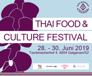Thai Food & Culture Festival 2018 Lachen/SZ Hafenanlage