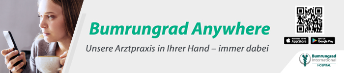 Bumrungrad Anywhere; Unsere Arztpraxis in Ihrer H